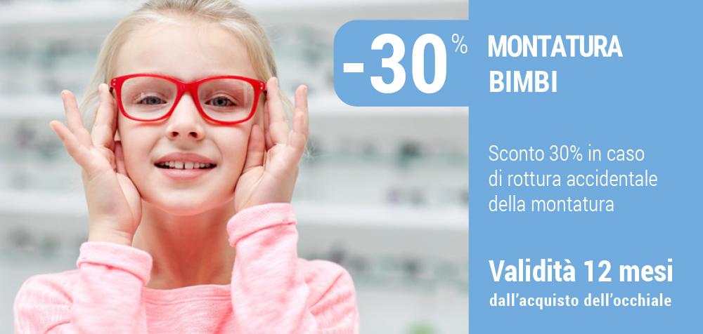 servizio agevolazione occhiale bimbi COA, Centro Ottici Associati